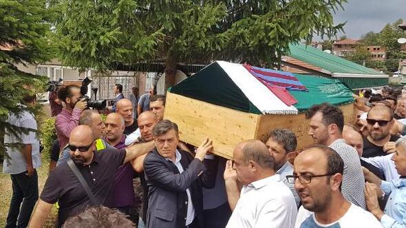 Gazeteci Serkan Bayraktar toprağa verildi