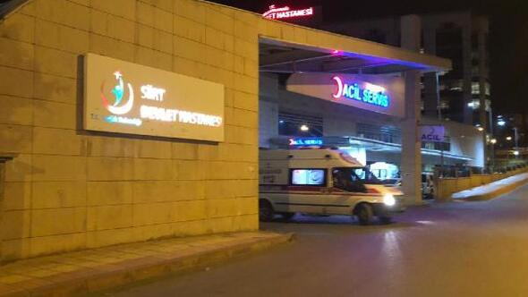 Cam silerken 5inci kattan düşen kadın yaralandı