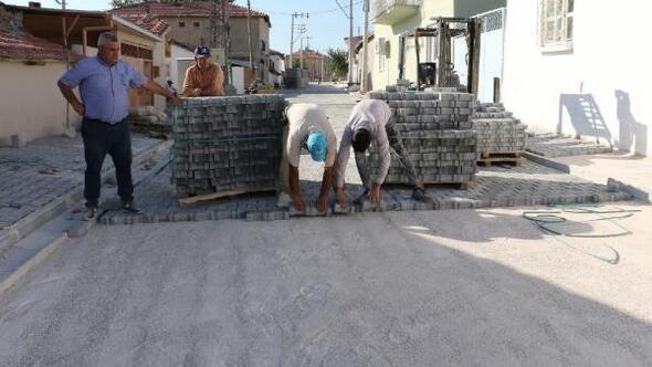 MASKİden Koldere Mahallesine 15 milyon liralık altyapı yatırımı