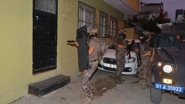 Adanada PKK operasyonu: 23 gözaltı kararı