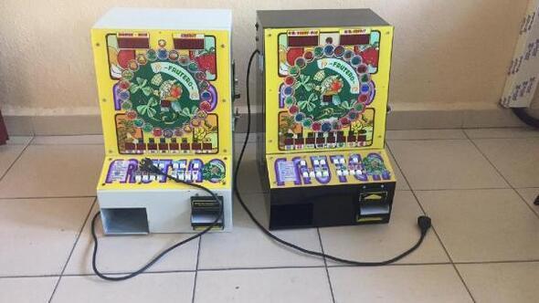 Keşanda 2 kumar makinesi ele geçirildi
