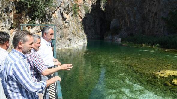 Antalyanın gizli cenneti; Kapuz Kanyonu