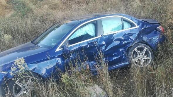 Gölovada trafik kazası: 2 yaralı