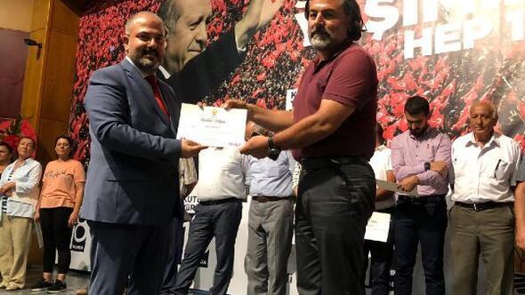 Tuncelide AK Partinin 18inci kuruluş yıldönümü kutlandı