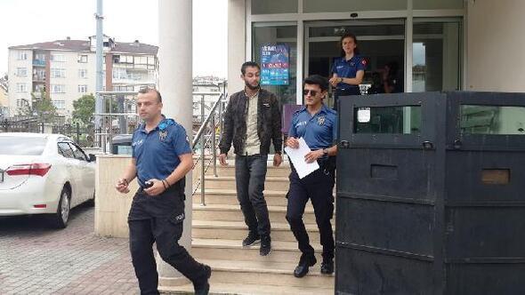 Suriyeli hırsız polisten kaçamadı