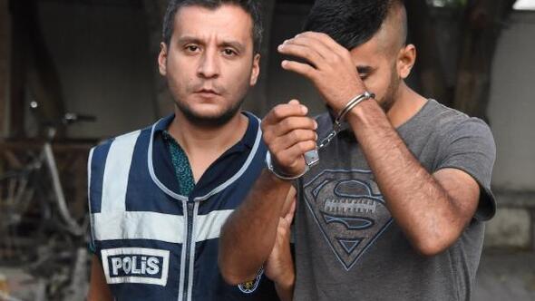 Yabancıların evlerini soyan hırsız yakalandı