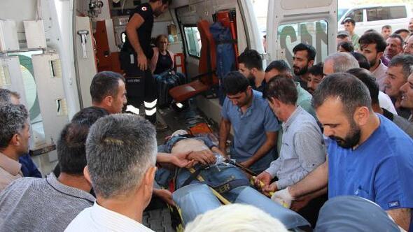 Hakkari- Van karayolunda kaza: 2si ağır 6 yaralı