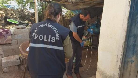 Oynadığı kablo boğazına dolanan 10 yaşındaki çocuğu komşuları kurtardı