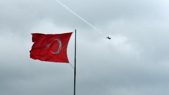 Of semalarında SoloTürk fırtınası
