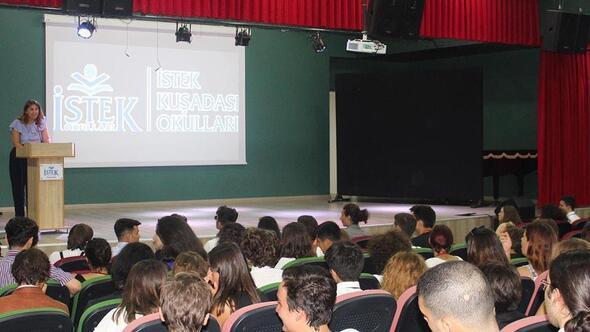 İstek Okullarında MUN Konferansı