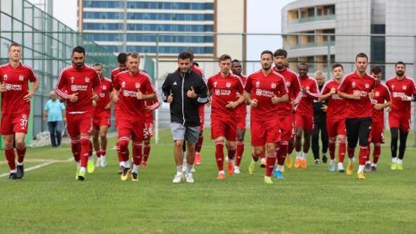 Demir Grup Sivasspor, Çaykur Rizespor maçına hazır