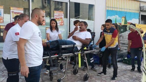 Ataşehirde silahlı saldırı: 1 yaralı