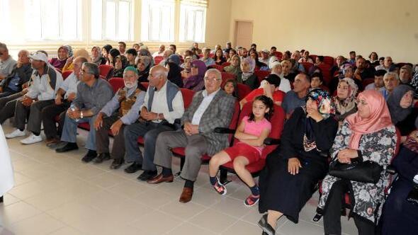 Kırşehirde 125 aile, TOKİ ile ev sahibi oldu