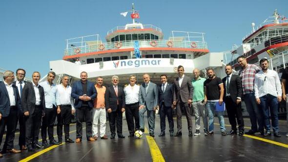 Yalovaspor'a sponsor desteği