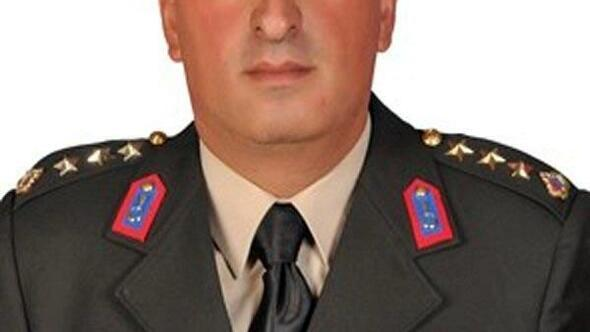 Uşakın yeni komutanı Karstan atanan Albay Kılıç oldu