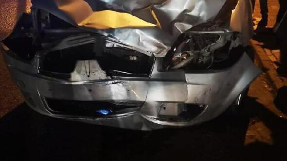 Bilecikte 2 otomobil çarpıştı: 7 yaralı