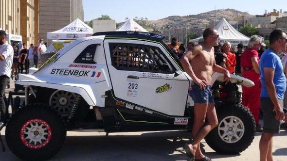 Transanatolia Rally Raid yarışı Şanlıurfa'da sona erdi