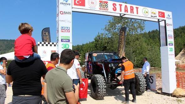 Türkiye Trial Şampiyonası Boluda start aldı