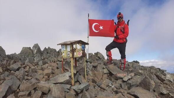 Kaçkar Dağlarında kayıp 2 dağcı bulundu