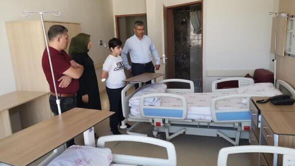 Suşehrinde yeni hastane hizmete açıldı
