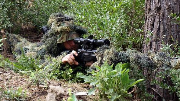 Jandarma ve polisten ortak terör operasyonu