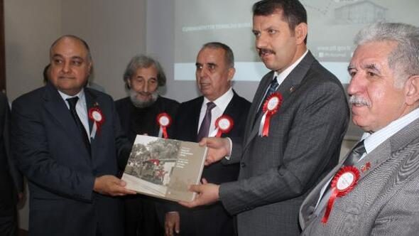 Sivasta Milli Mücadelenin 100üncü Yılı Pul Sergisi