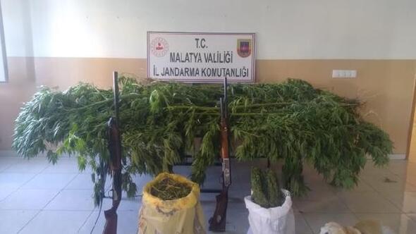 Malatyada uyuşturucu operasyonu: 2 gözaltı
