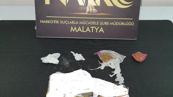 Malatyada uyuşturucu operasyonu: 6 gözaltı