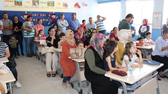 Dinarda eğitim öğretim dönemi başladı