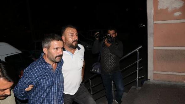 Ankarada yakalanan katil zanlısı koca Niğdeye getirildi