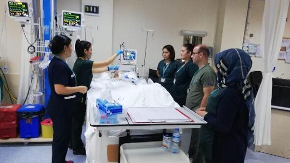 Yoğun bakım hemşireliği sertifikalı eğitim programı başladı