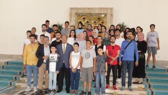 Osmaniyeli gençlerden Ankara ziyareti