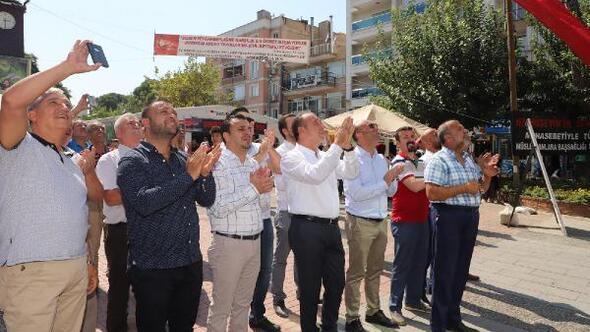 Dağcılardan kurtuluş günü gösterisi