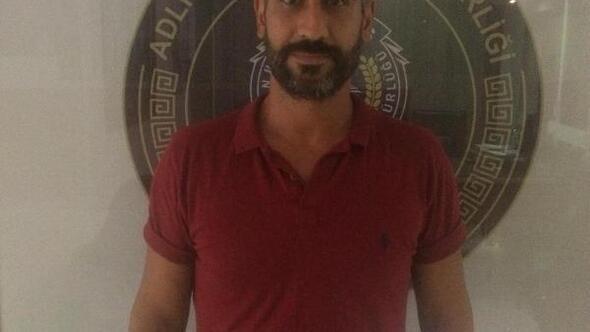Kar maskeli soyguncu 4 yıl sonra İzmitte yakalandı