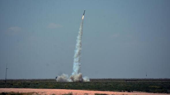 Tuz Gölünde Teknofest roket yarışları