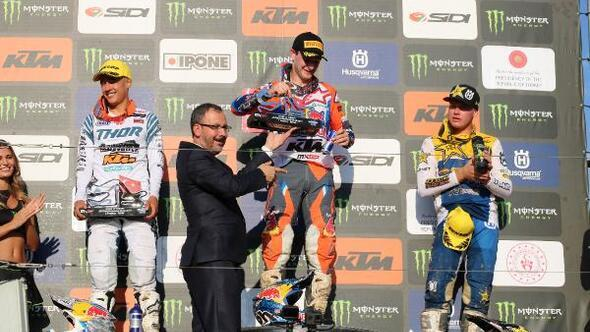 Dünya Motokros Şampiyonası (MXGP) sona erdi