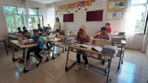 Nusaybinde yeni eğitim öğretim yılı