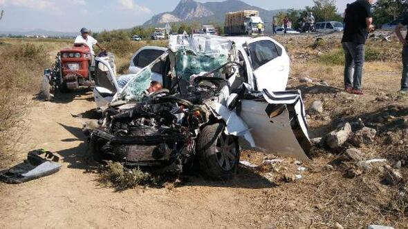 Kazada yaralanan sürücü, 2 gün sonra öldü