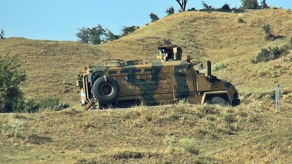 Şenyayla Bölgesinde terör operasyonu