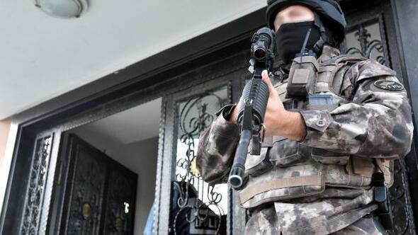 Van merkezli 5 ilde terör operasyonu: 23 gözaltı