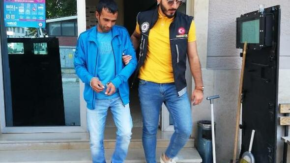 Mustafakemalpaşa'da uyuşturucu satıcısı tutuklandı