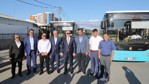 Sivasta, Numune Hastanesine otobüs seferi başlatıldı