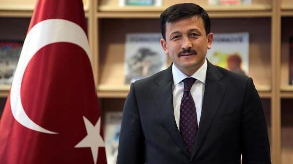 AK Partili Dağ: CHP, yangınların müsebbibi PKKyı kınayamadı