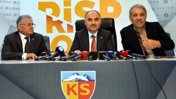 İstikbal Mobilya Kayserispor için 19 Eylülde yardım gecesi düzenlenecek