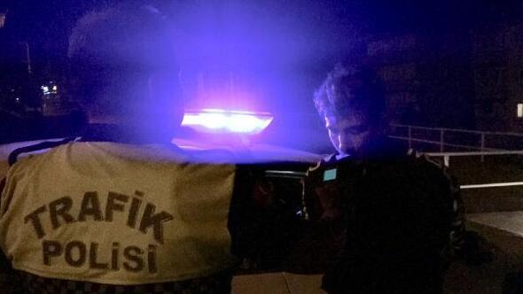 Alkollü yakalanınca ruhsatını verip kaçtı, sonra teslim oldu