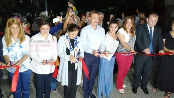 Bahçelievlerde Kadının El Emeği Festivali başladı
