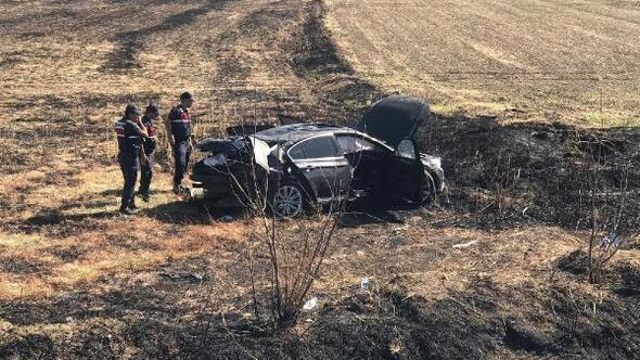 Mersin Büyükşehir Belediye Başkanının danışmanı kaza yaptı: 3 yaralı