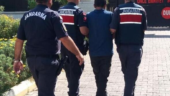 Menemende koyun hırsızlığına 2 tutuklama
