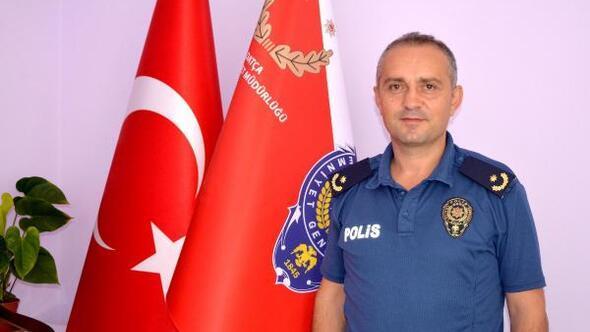 Datça İlçe Emniyet Müdürlüğüne İsmail Toygun atandı
