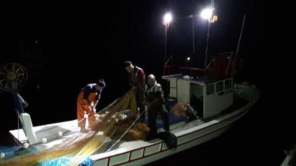 Erdekli balıkçı, denizden 300 adet palamutla döndü